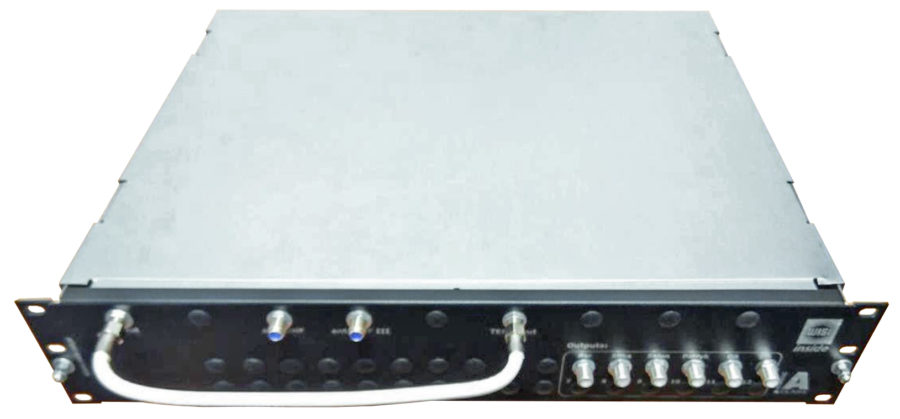 Rack-SAT Custom Splitter